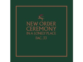 """NEW ORDER - Ceremony (Version 1) / In A Lonely Place (12"""" Vinyl)"""