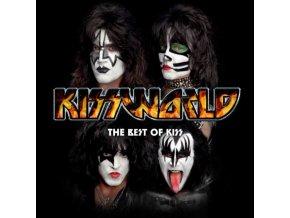 KISS - Kissworld - The Best Of Kiss (LP)