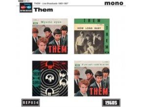 "THEM - Live Broadcasts 1965-1967 (7"" Vinyl)"