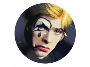 """DAVID BOWIE - Silly Boy Blue / Love You Til Tuesday (Picture Disc) (7"""" Vinyl)"""