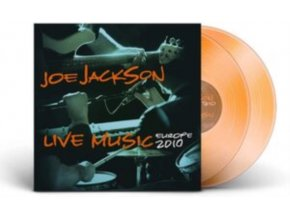 JOE JACKSON - Live Music - Europe 2010 (LP)