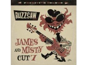 VARIOUS ARTISTS - Buzzsaw Joint Cut 7 - James & Misty (LP)