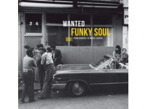 VARIOUS ARTISTS - Wanted Funky Soul (LP)