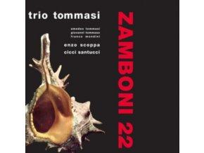 TRIO TOMMASI - Zamboni 22 (LP)