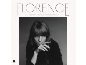 FLORENCE & THE MACHINE - How Big How Blue How Beautiful (LP)