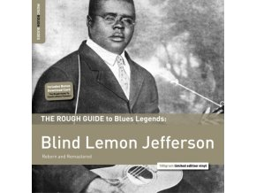 BLIND LEMON JEFFERSON - The Rough Guide To Blind Lemon Jefferson (LP)