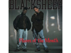"BLACK SHEEP - Flavor Of The Month (7"" Vinyl)"