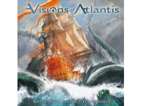 VISIONS OF ATLANTIS - A Symphonic Journey To Remember (LP)