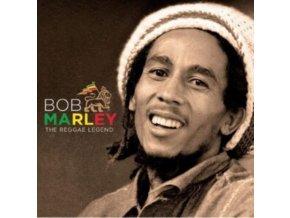 BOB MARLEY - The Reggae Legend - Vinylbox (LP)