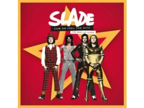 SLADE - Cum On Feel The Hitz. The Best Of Slade (LP)