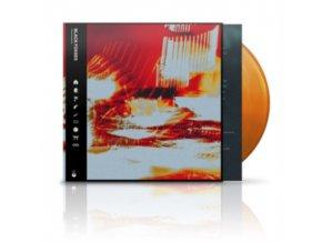 BLACK FOXXES - Black Foxxes (Orange Vinyl) (LP)