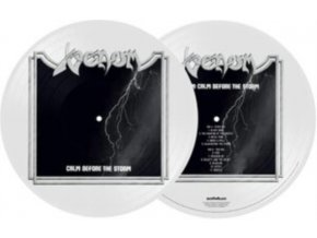 VENOM - Calm Before The Storm (Picture Disc) (LP)