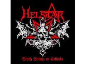 """HELSTAR - Black Wings Of Solitude (7"""" Vinyl)"""