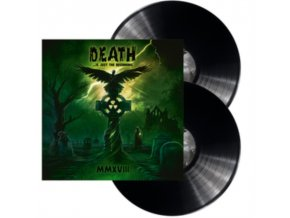 VARIOUS ARTISTS - Death... Is Just The Beginning. MMXVIII (LP)