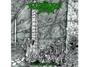 GLORIOUS DEAD - Into Lifeless Shrines (White/Grey/Green/Black Splatter Vinyl) (LP + CD)