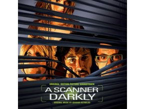 GRAHAM REYNOLDS - A Scanner Darkly - Original Soundtrack (LP)