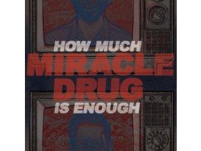 """MIRACLE DRUG - How Much Is Enough (Blue Vinyl) (12"""" Vinyl)"""