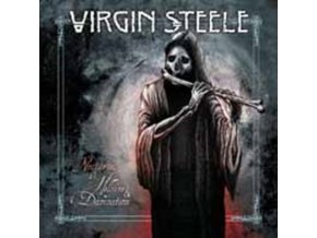 VIRGIN STEELE - Nocturnes Of Hellfire & Damnation (LP)