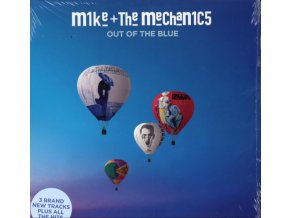 MIKE + THE MECHANICS - Out Of The Blue (LP)