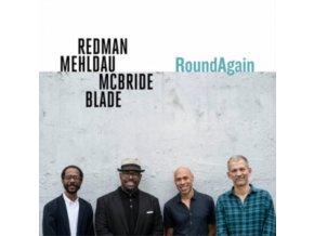 JOSHUA REDMAN / BRAD MEHLDAU / CHRISTIAN MCBRIDE / BRIAN BLADE - Roundagain (LP)