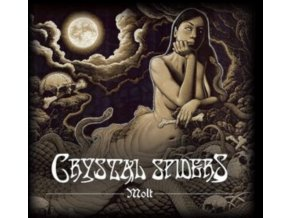 CRYSTAL SPIDERS - Molt (LP)
