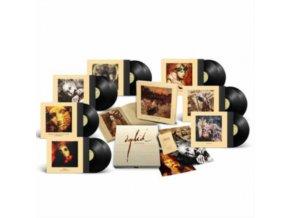 ORPLID - Legatum (Wooden Boxset +Book) (LP Box Set)