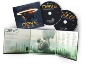 BEN SALISBURY / THE INSECTS / GEOFF BARROW - Devs (Original Series Soundtrack) (CD)