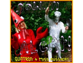 QUINTRON & MISS PUSSYCAT - Goblin Alert (LP)