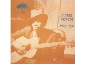 VARIOUS ARTISTS - Guitar Wizards 1926-1935 (LP)