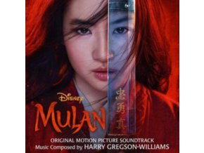 HARRY GREGSON-WILLIAMS - Mulan - Original Soundtrack (CD)