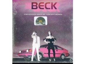"BECK - No Distraction / Uneventful Days (Remixes) (Rsd 2020) (7"" Vinyl)"