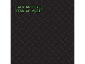 TALKING HEADS - Fear Of Music (Opaque Silver/Grey Vinyl) (Rocktober 2020) (LP)