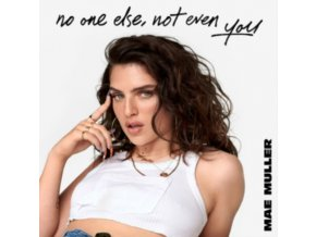 """MAE MULLER - No One Else. Not Even You (Ep) (12"""" Vinyl)"""
