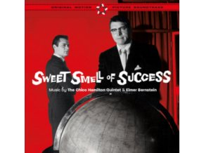 ORIGINAL SOUNDTRACK / ELMER BERNSTEIN - Sweet Smell Of Success (CD)