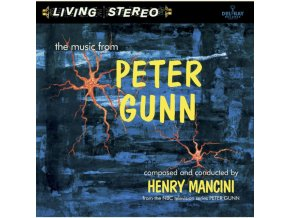 HENRY MANCINI - The Music From Peter Gunn (LP)