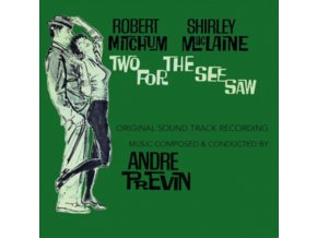 ANDRE PREVIN - Two For The See-Saw - OST (CD)