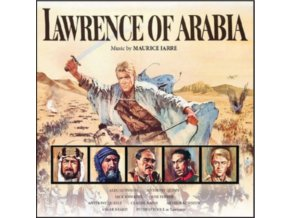 MAURICE JARRE - Lawrence Of Arabia - OST (CD)
