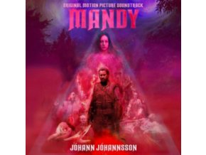 JOHANN JOHANNSSON - Mandy - OST (CD)