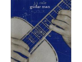 JJ CALE - Guitar Man (LP)