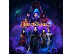 ORIGINAL SOUNDTRACK - Descendants 3 (CD)