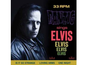 DANZIG - Sings Elvis (LP)