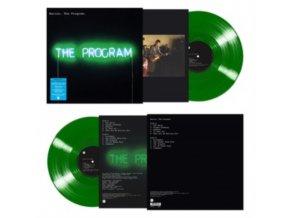MARION - The Program (Translucent Green Vinyl) (Signed Exclusive) (LP)