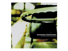 DASHBOARD CONFESSIONAL - The Swiss Army Romance (LP)