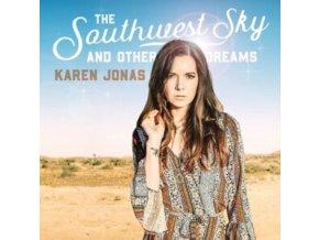 KAREN JONAS - The Southwest Sky And Other Dreams (LP)
