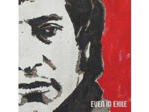 JAMES DEAN BRADFIELD - Even In Exile (Blue Vinyl) (LP)