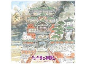 JOE HISAISHI - Spirited Away / Image Album (LP)