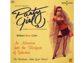 WHIT BOYD COMBO - Party Girls - Original Soundtrack (CD)