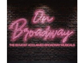VARIOUS ARTISTS - On Broadway (CD)