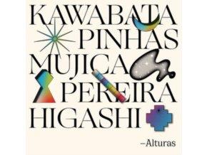 KAWABATA / PINHAS / MUJICA / PEREIRA / HIGASHI - Alturas (LP)