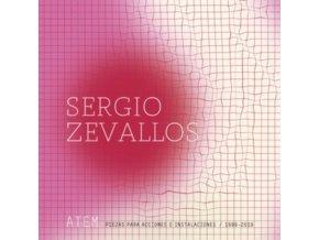 SERGIO ZEVALLOS - Atem: Piezas Para Acciones E Instalaciones (LP)